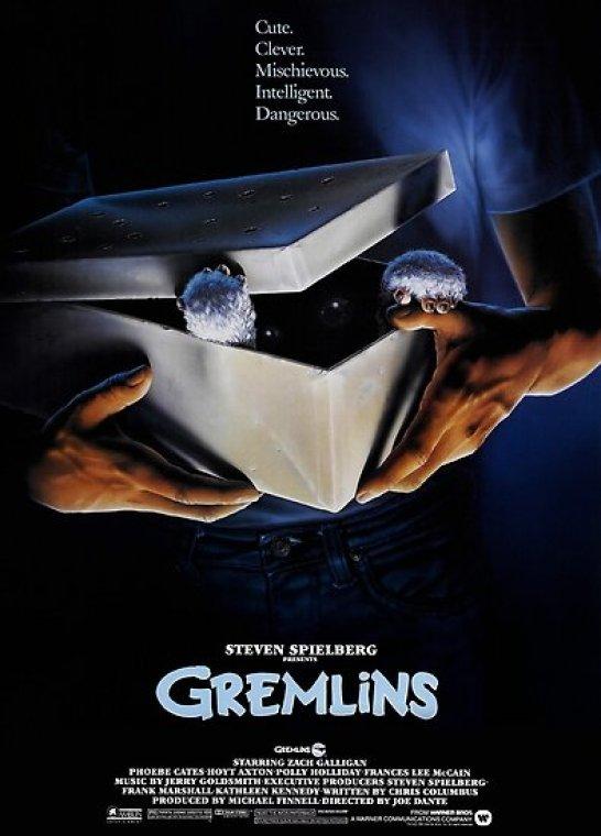 Image result for gremlins poster