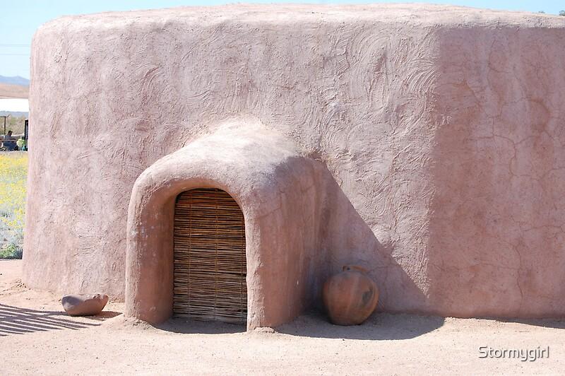 Hohokam Pithouse by Stormygirl  Redbubble