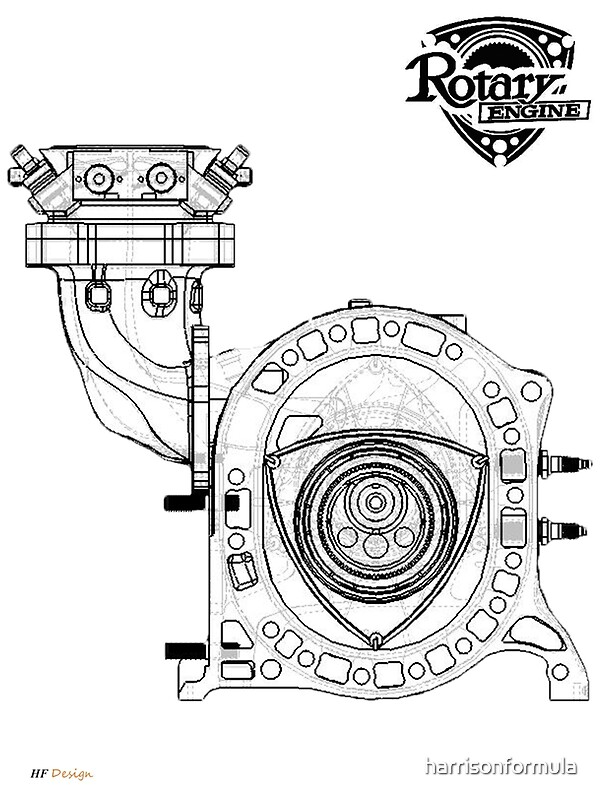 Mazda 13b Rotary Engine Diagram. Mazda. Auto Wiring Diagram