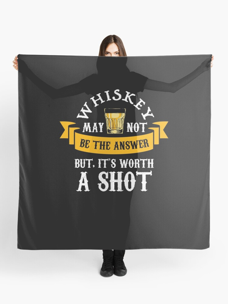 whiskey may not be