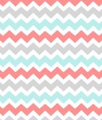 Coral And Teal Color Pattern | www.pixshark.com - Images ...