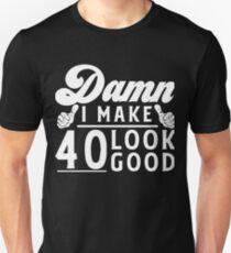 40th birthday sayings t