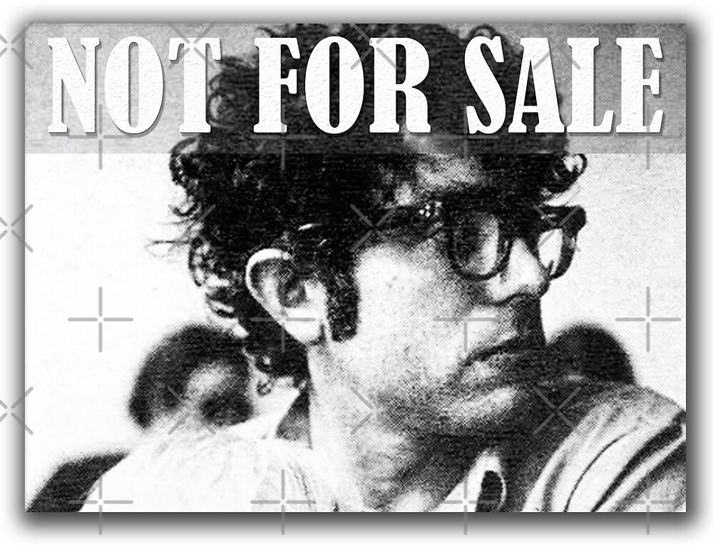 not for sale by