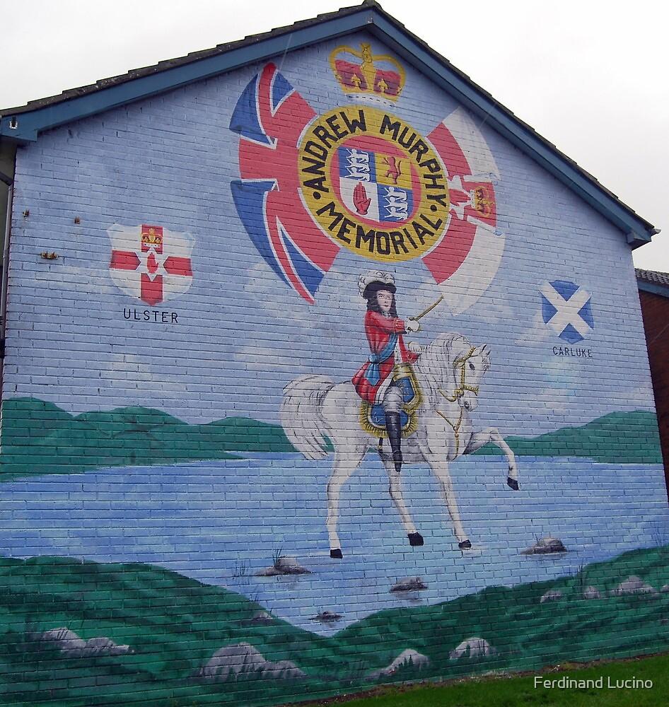 Ulster MuralsBallyclare Northern Ireland by Ferdinand