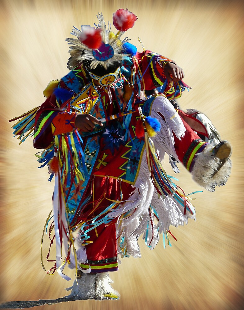 Grass Dancer  by Linda Sparks  Redbubble