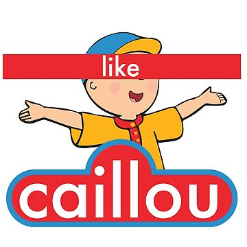 swag swag like caillou