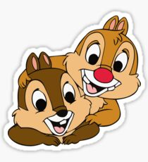 chip n dale stickers