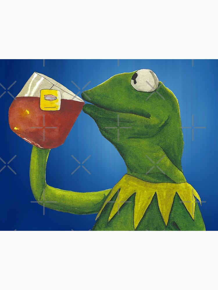 Kermit Meme Painting : kermit, painting, Kermit, Painting
