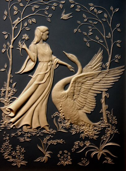 Image result for leda the swan