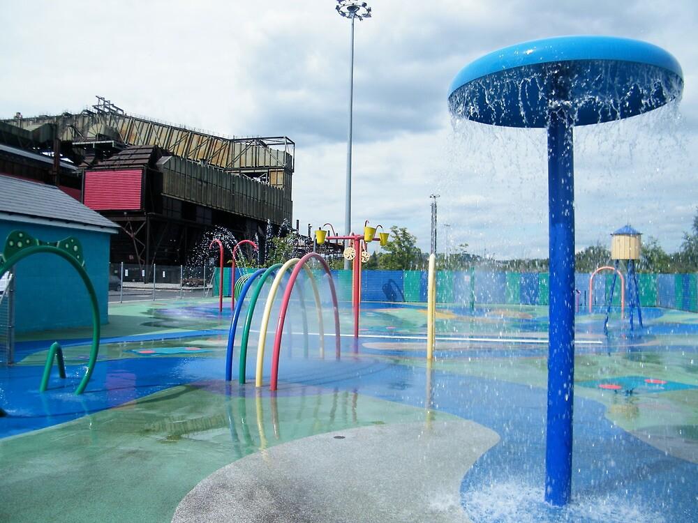 Aquatek at Magna by Robert Steadman  Redbubble