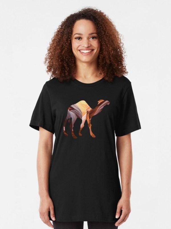 """""""cute desert camel landscape art"""""""