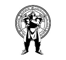 « Alphonse Elric. Transmutation humaine. Fullmetal