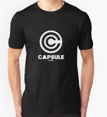 """capsule Corp"" T-shirts & Hoodies Antibo Redbubble"