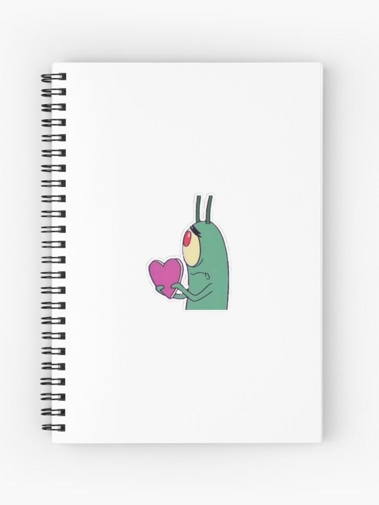 Plankton Holding A Heart : plankton, holding, heart, Plankton, Holding, Heart