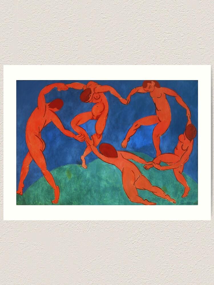 La Danse (matisse) : danse, (matisse), Matisse, Dance, Danse)