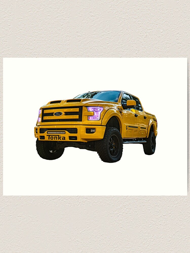 Ford F 150 Tonka Edition : tonka, edition, Custom, Tonka, F-150, Pickup, Truck