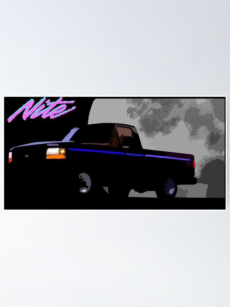 Ford F150 Nite : F-150, Poster, FromThe8Tees, Redbubble