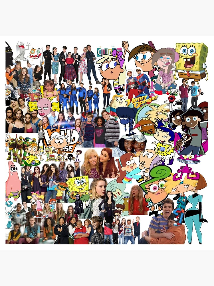 Nickelodeon Shows : nickelodeon, shows, Nickelodeon, Shows