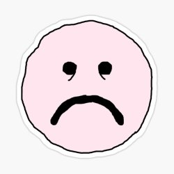 Tired Emoji Stickers Redbubble