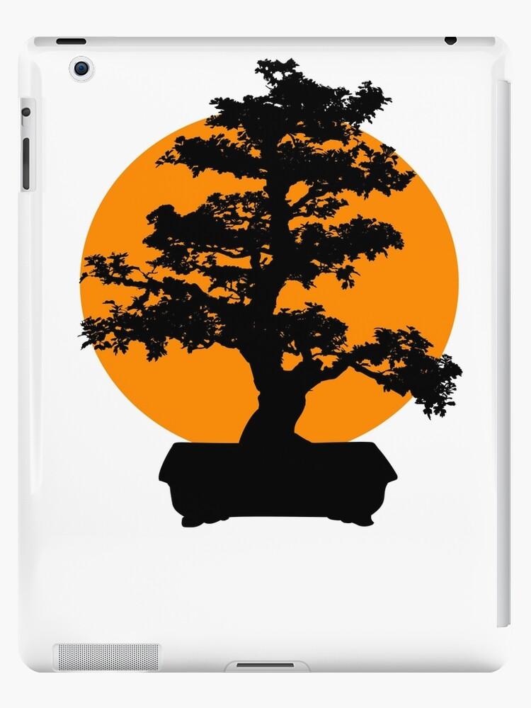 Karate Kid Bonsai Tree Logo : karate, bonsai, Karate, Bonsai, Logo