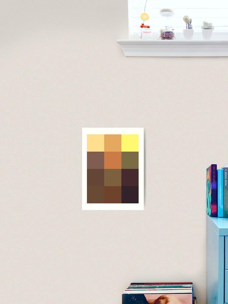 3x4 In Pixels : pixels, Monalisa, Pixels