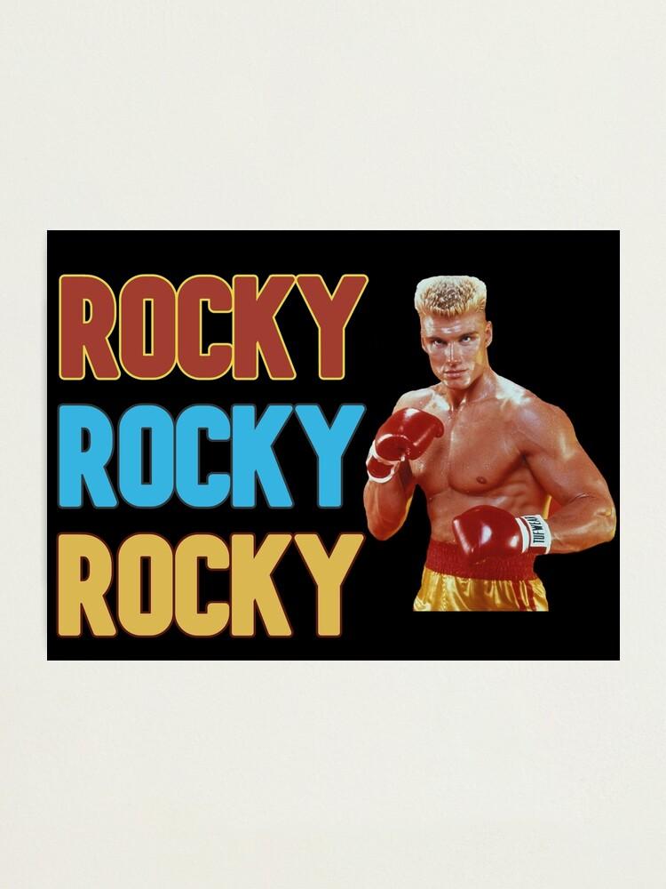 ivan drago rocky iv 4 boxing giant wall art print poster kunst scribeemr antiquitaten kunst