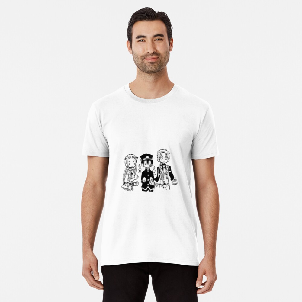 """Now when it comes to picture perfect arc, hanako is suddenly in nene's class, so he technically could have grown taller because he's supposed to be the same age as her now? """"Yashiro, Akane and Hanako Manga Cap"""" T-shirt by joojlia ..."""
