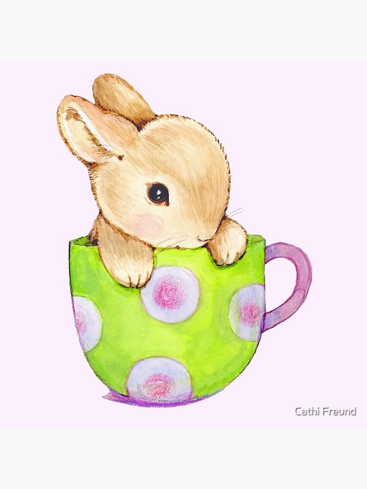 Baby Teacup Bunnies : teacup, bunnies, Bunny, Sitting, Teacup