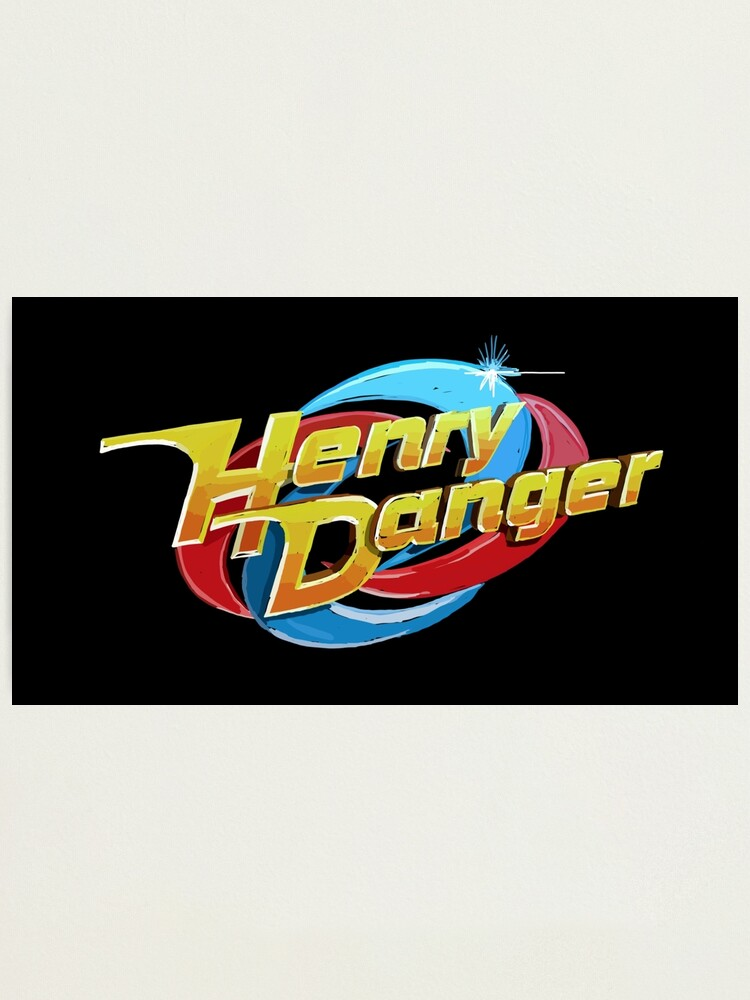 Henry Danger Logo : henry, danger, Henry, Danger, Logo