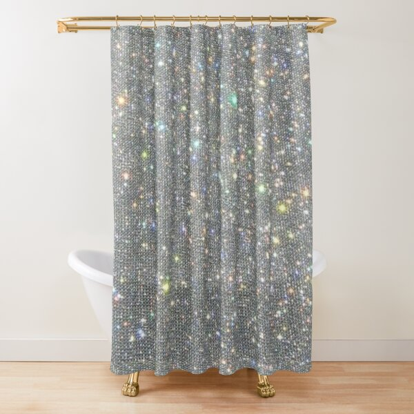 star shower curtains redbubble