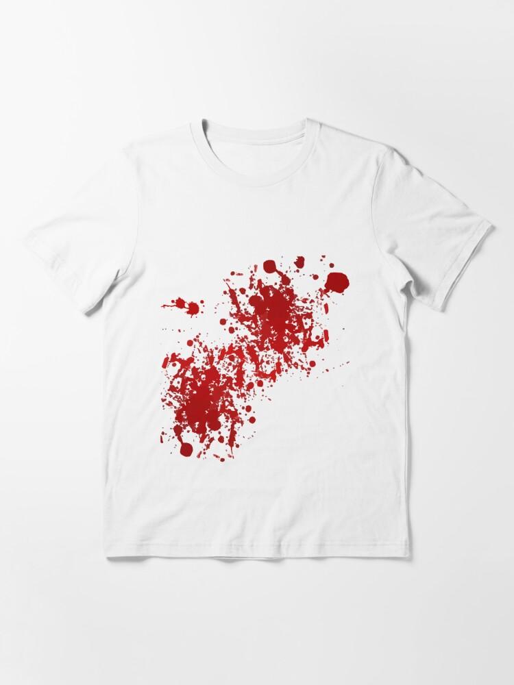 Blood Splatter On Clothes : blood, splatter, clothes, Bloody, Blood, Splatter