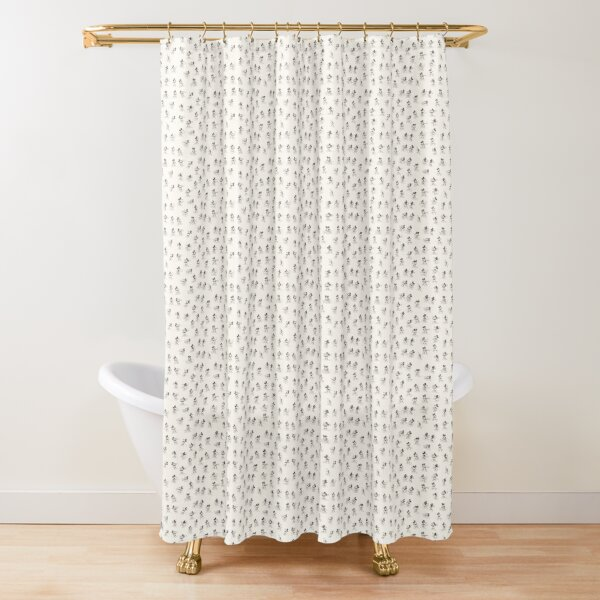 mickey shower curtain by rastapop redbubble