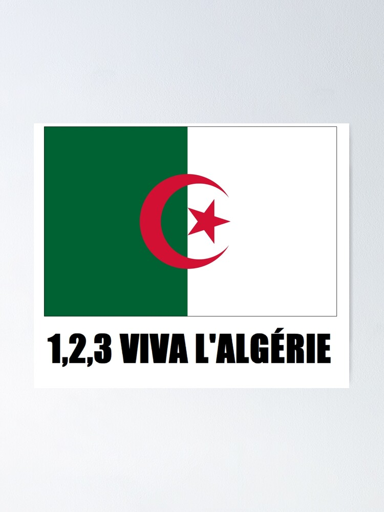 One, two, three, viva l'Algérie! - Blogger