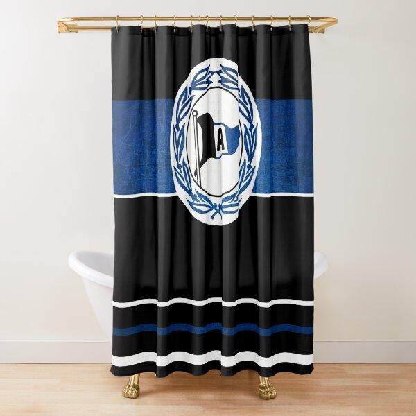 football hooligans shower curtains redbubble