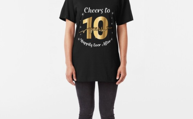 10th Wedding Anniversary Gift For Couples 10 Years