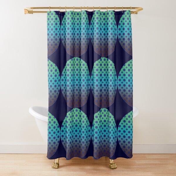 deep purple shower curtains redbubble