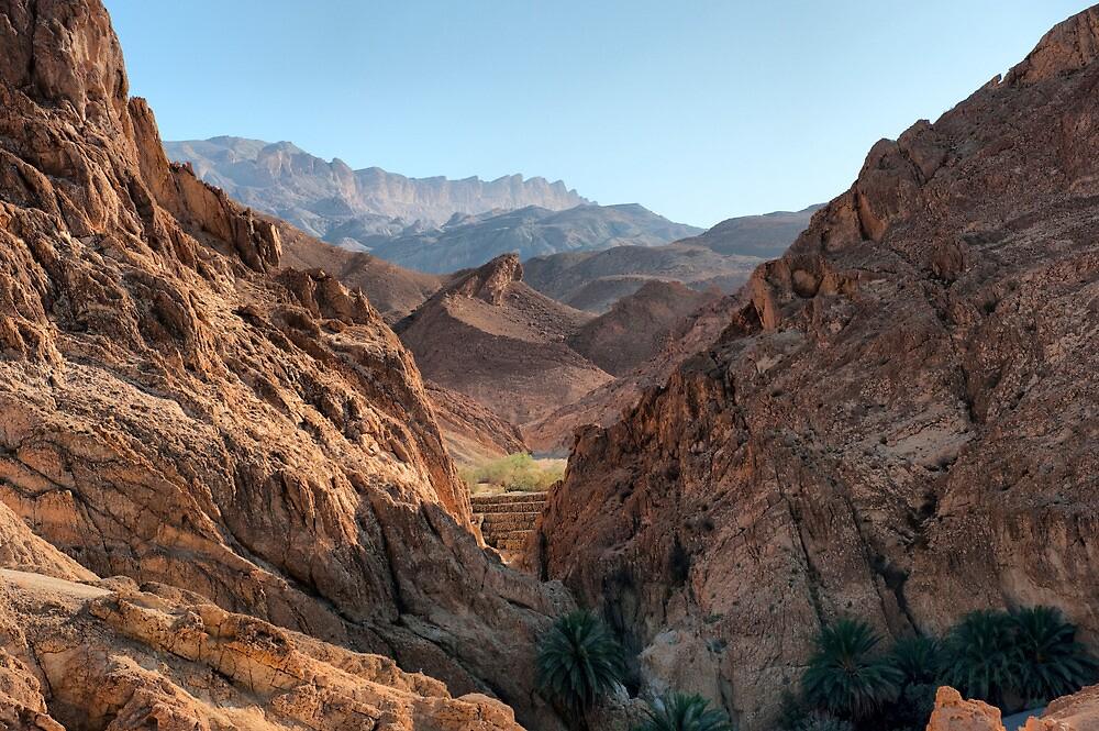 Atlas Mountains  Tunisia by geirkristiansen  Redbubble