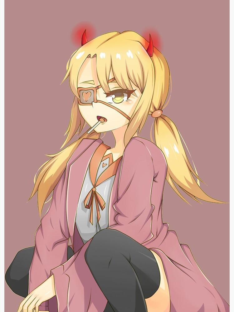 Anime Eyepatch Girl : anime, eyepatch, Anime, Demon, Eyepatch