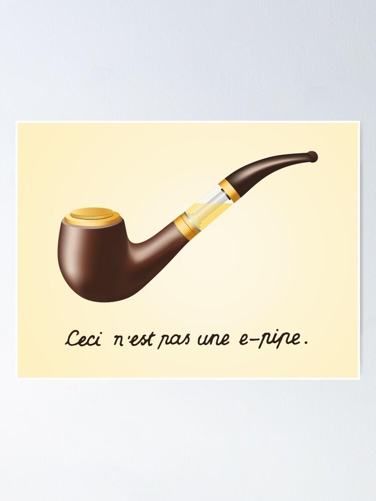 Ceci n'est pas une pipe - broché - Michel Foucault, René