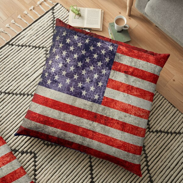 american flag pillows cushions redbubble