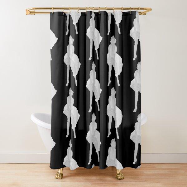 marilyn monroe retro shower curtains redbubble