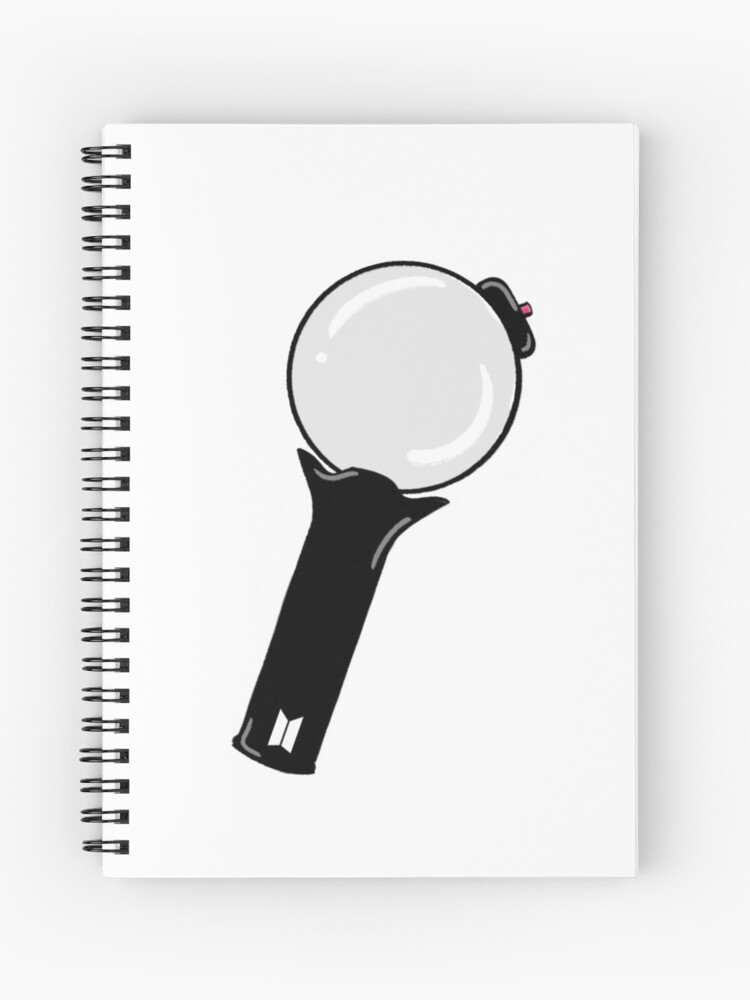 Army Bomb Drawing : drawing, Spiral, Notebook, Ana88s, Redbubble