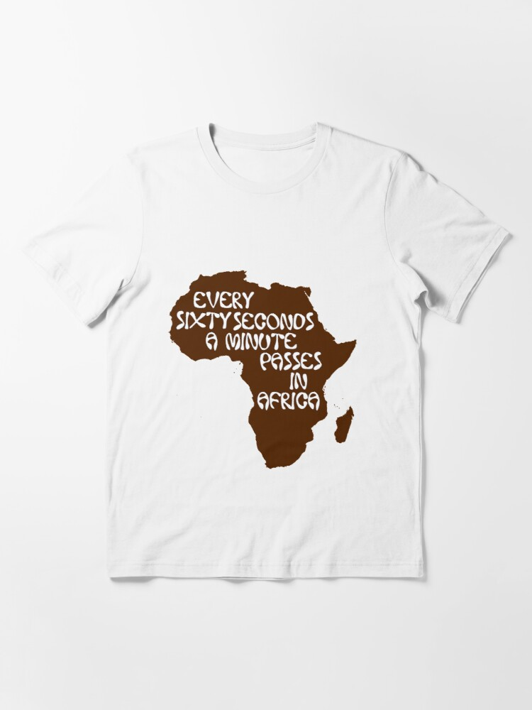 Every Sixty Seconds In Africa A Minute Passes : every, sixty, seconds, africa, minute, passes, Every, Sixty, Seconds,, Minute, Passes, Africa.