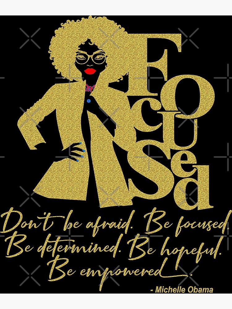 black history afro diva lips black girl magic michelle obama greeting card by engykhalil redbubble
