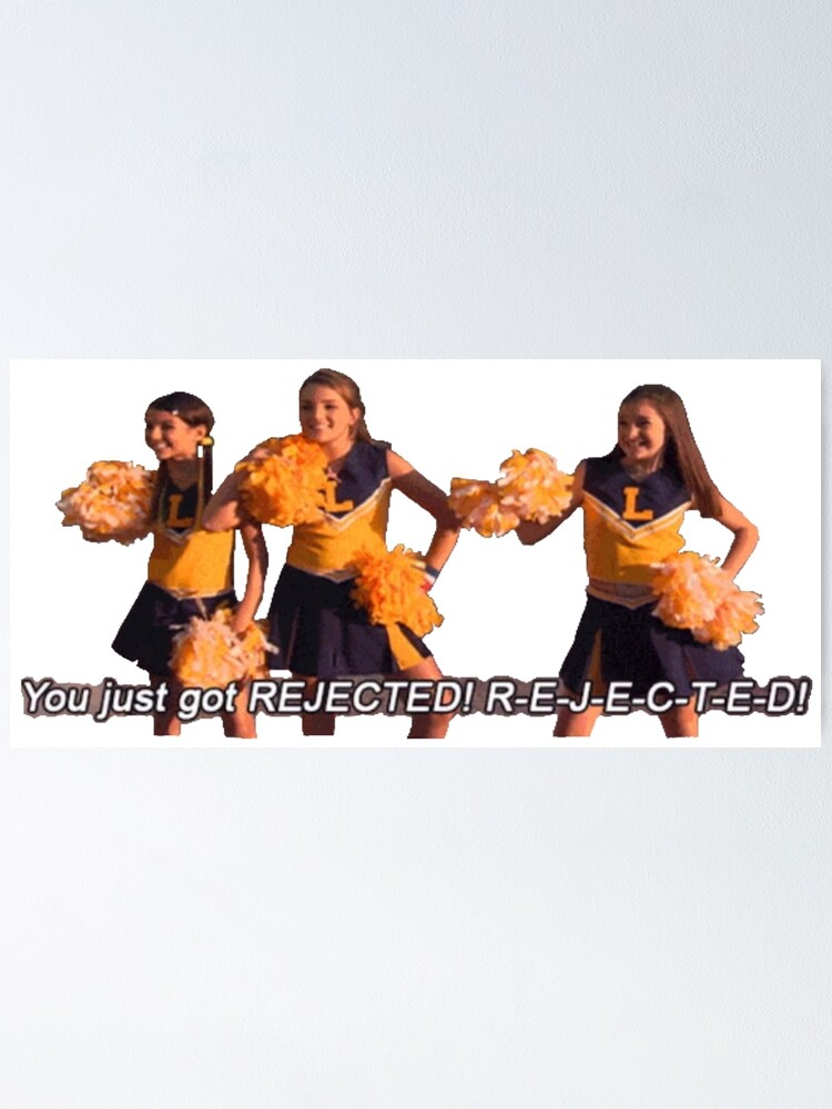 Rejected Zoey 101 : rejected, Logan, Rejected, Poster, Nblefkowitz, Redbubble