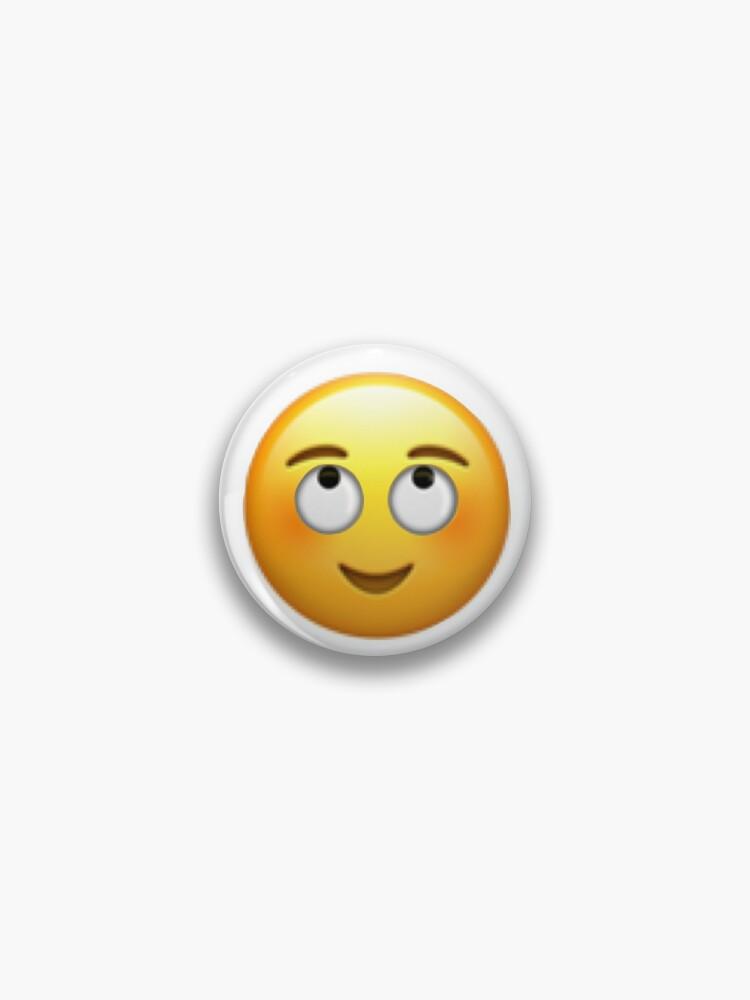 Eyeroll Emoticon : eyeroll, emoticon, Flirty, Emoji