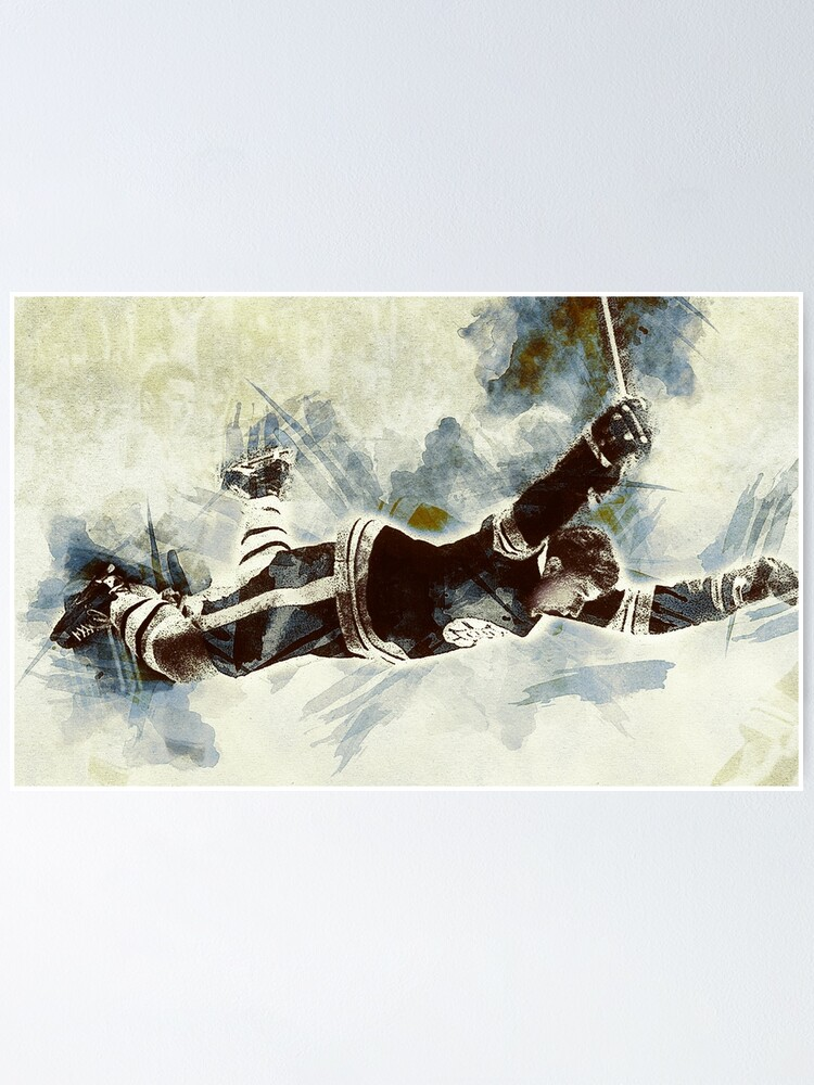 Bobby Orr Dive : bobby, Bobby, Boston, Bruins, GOAL