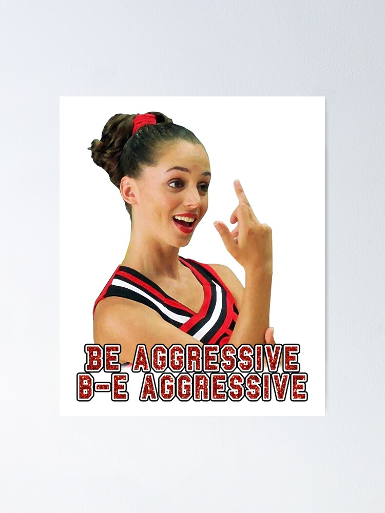 Be Aggressive Be Be Aggressive : aggressive, Bring, Missy, Aggressive