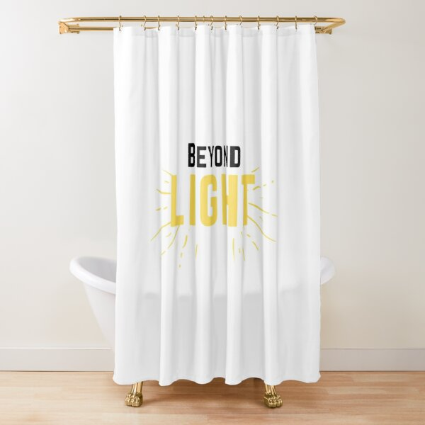 destiny flawless shower curtain by explorestore redbubble