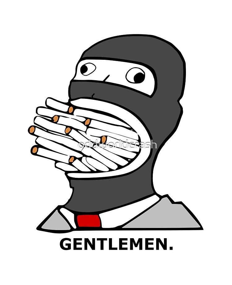 gentlemen no smoke spy